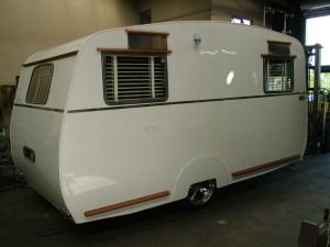 Caravan Chassis Repairs. Caravan springs