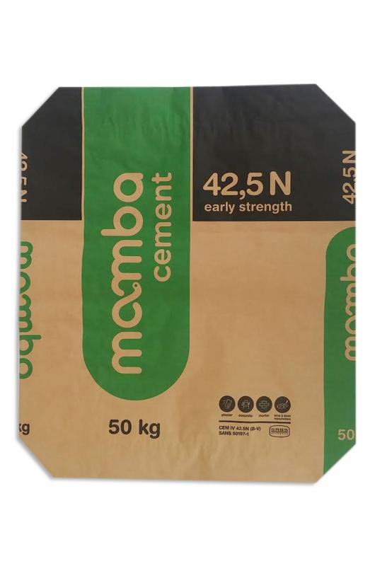 Taurus Packaging Cement