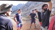 Départ en prospection / zone de Karacal