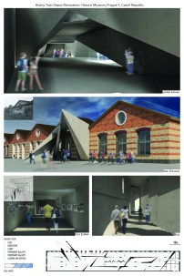 train depot renovation