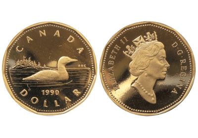 Le dollar canadien augmente