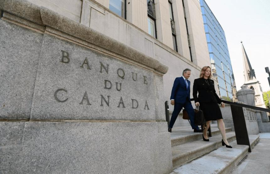 La Banque du Canada hausse son taux directeur