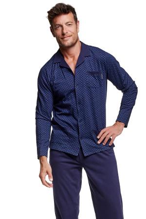 Elegantné pánske pyžamo Vide