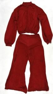 história a vznik pyžama
