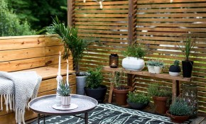 10 Beautiful Patios And Outdoor Spaces Outdoor Spaces Backyard with regard to Backyard Wood Patio Ideas