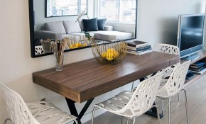 10 Narrow Dining Tables For A Small Dining Room Apartment Narrow throughout Small Living Room Sets