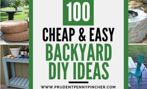 100 Cheap And Easy Diy Backyard Ideas Backyard And Landscaping for 14 Genius Initiatives of How to Make Diy Ideas For Backyard