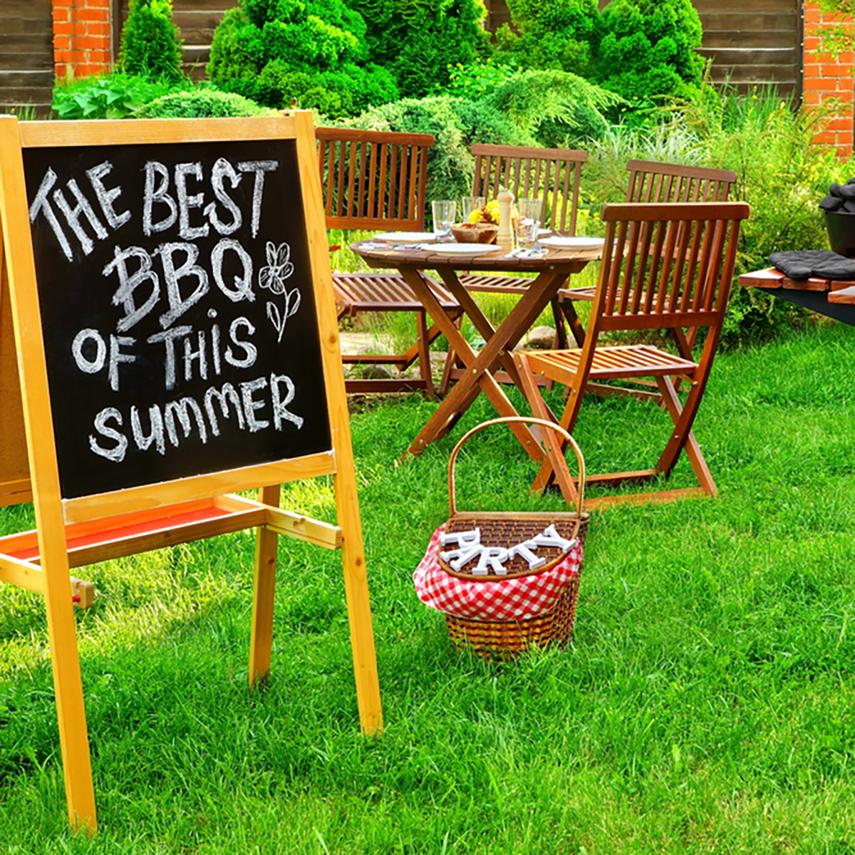 11 Insanely Smart Ideas For Your Backyard Party Taste Of Home with Backyard Party Ideas