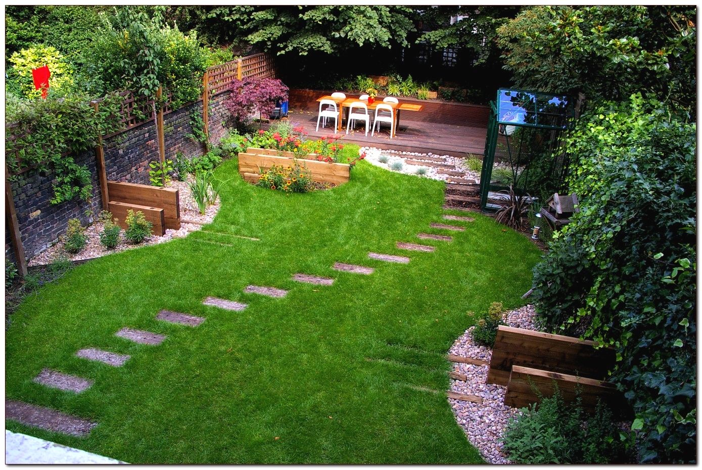 12 Creative Landscape Plans You Can Do Yourself For Your Yard inside 10 Some of the Coolest Ideas How to Make Small Backyard Landscape Plans