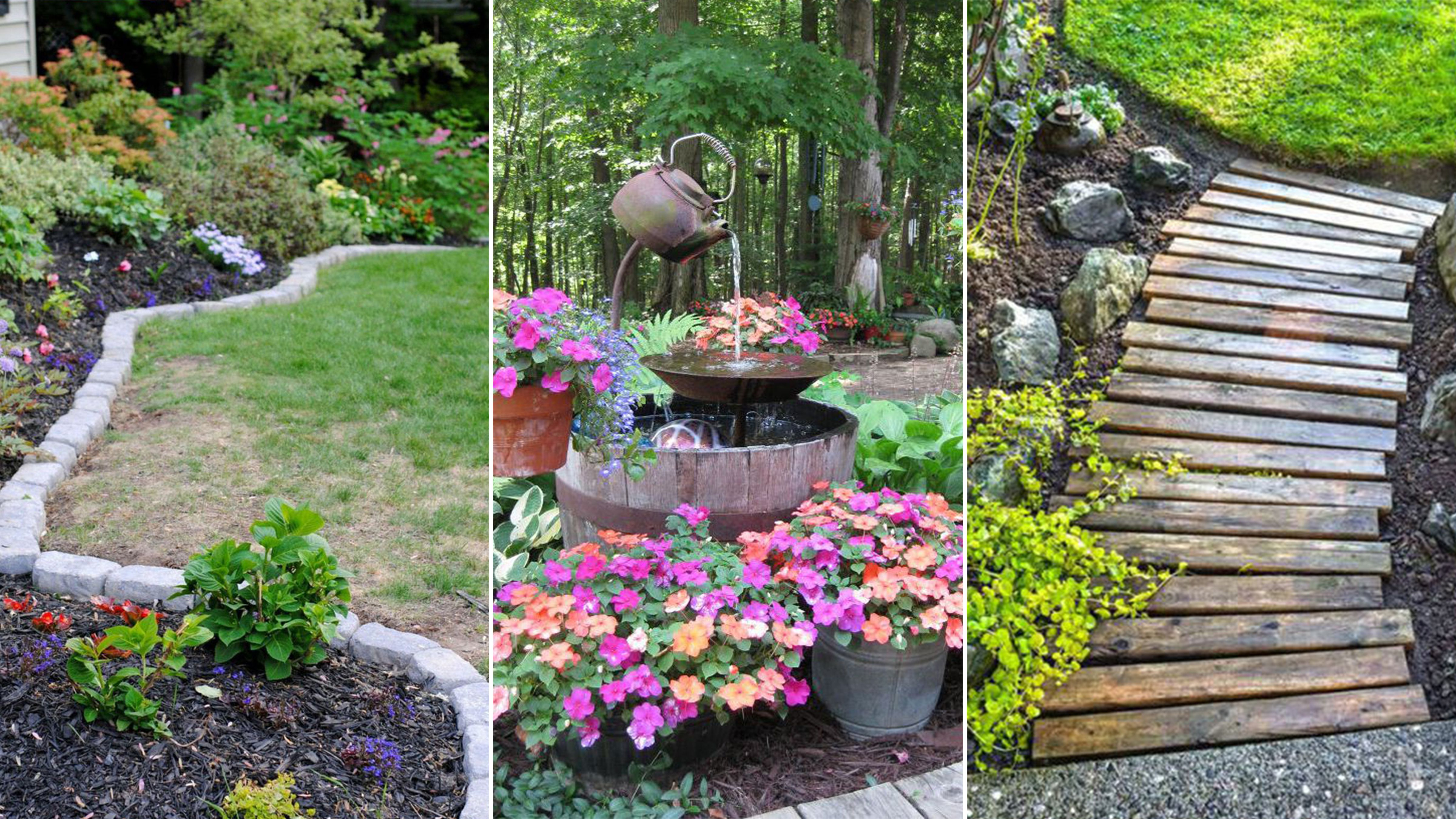 14 Cheap Landscaping Ideas Budget Friendly Landscape Tips For for Low Cost Backyard Ideas