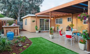 15 Before And After Backyard Makeovers Landscaping Ideas And pertaining to 13 Smart Initiatives of How to Improve Hgtv Backyard Ideas