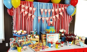 15 Best Carnival Birthday Party Ideas for 12 Genius Tricks of How to Makeover Backyard Carnival Ideas