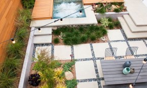 16 Inspirational Backyard Landscape Designs As Seen From Above with regard to How To Design Backyard Landscape