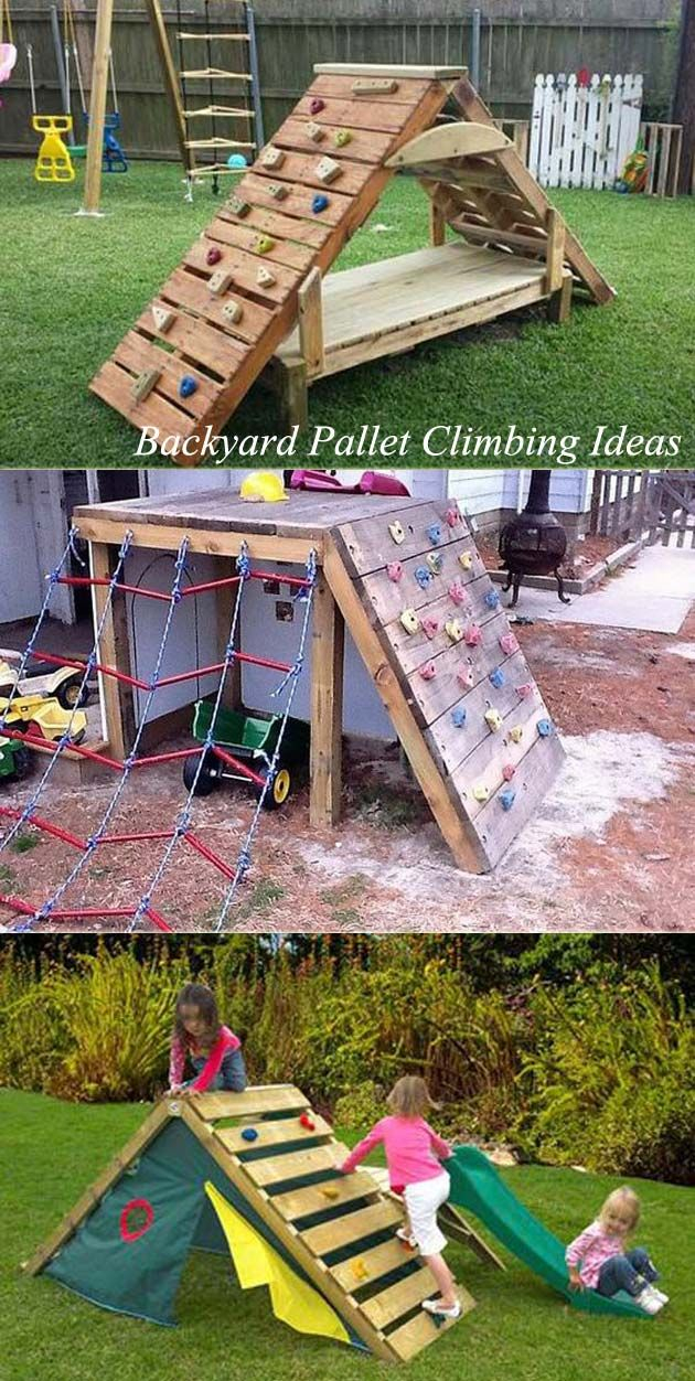 17 Cute Upcycled Pallet Projects For Kids Outdoor Fun In 2019 Home with regard to Fun Backyard Ideas For Kids
