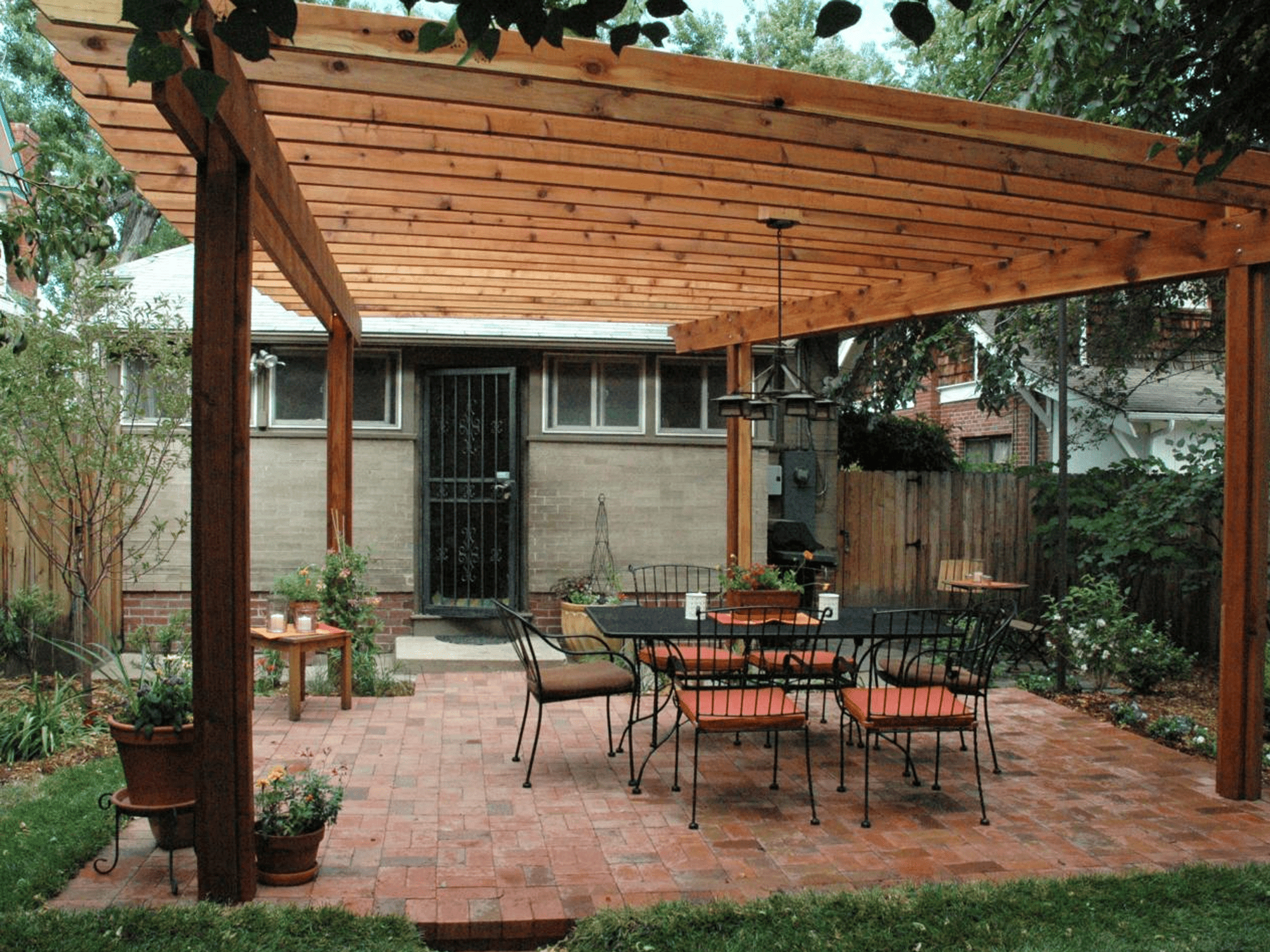 17 Free Pergola Plans You Can Diy Today with regard to Arbor Ideas Backyard