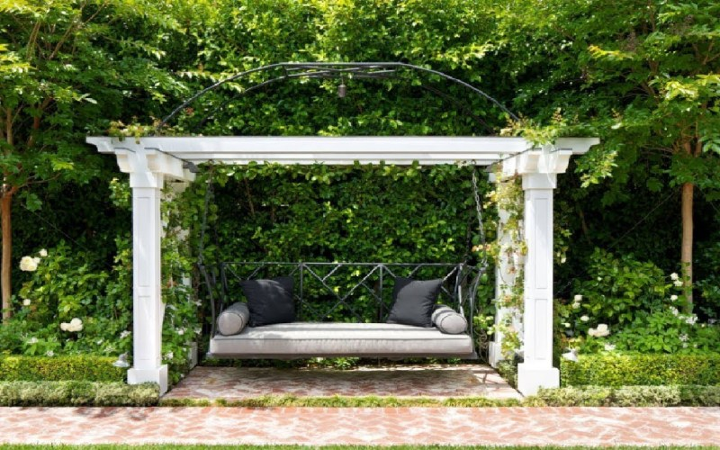 18 Beautiful Backyard Swing Ideas Youtube in Backyard Swing Ideas