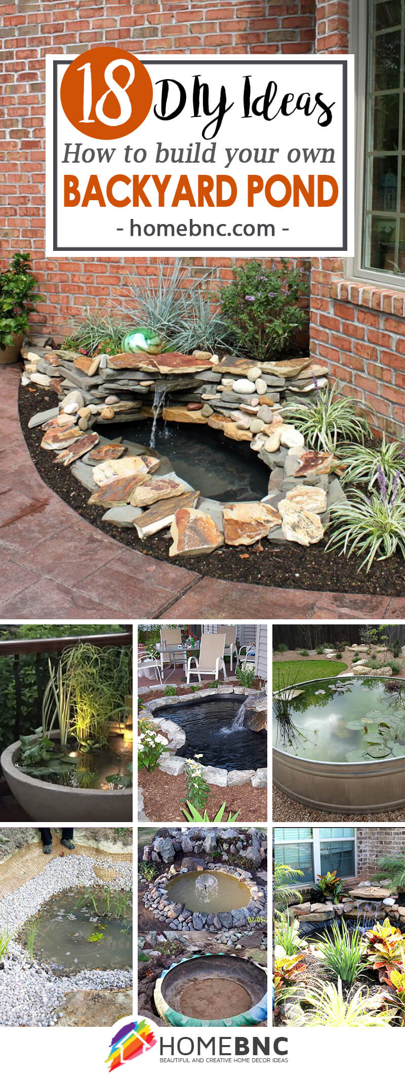 18 Best Diy Backyard Pond Ideas And Designs For 2019 within 10 Genius Designs of How to Make Ponds Ideas Backyard