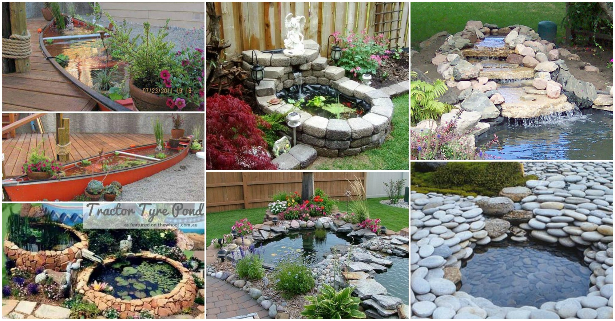 20 Diy Backyard Pond Ideas On A Budget That You Will Love inside Small Backyard Pond Ideas