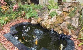 20 Koi Pond Ideas To Create A Unique Garden Great Gardens Ideas intended for 11 Some of the Coolest Initiatives of How to Upgrade Backyard Small Pond Ideas