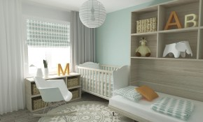 20 Modern Ba Nursery Designs for Modern Baby Bedroom