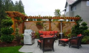 25 Nice Landscaping Ideas For Privacy In Small Backyard Thorplc throughout Small Backyard Privacy Ideas