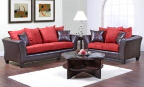 25 Red And Black Living Room Set Cheap Red And Black Living Room pertaining to 11 Genius Designs of How to Craft Red And Black Living Room Sets