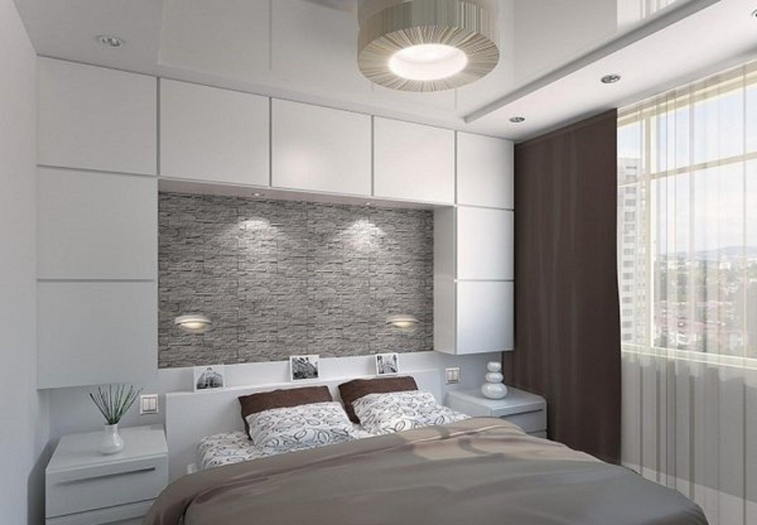25 Tips And Photos For Decorating A Modern Master Bedroom throughout Modern Bedrooms Design