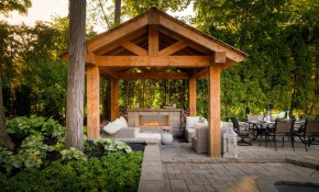 27 Gorgeous Gazebo Design Ideas inside Pavilion Ideas Backyard