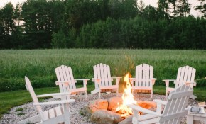 28 Round Firepit Area Ideas To Enjoy Summer Nights Outside Diy within 14 Genius Initiatives of How to Make Diy Ideas For Backyard