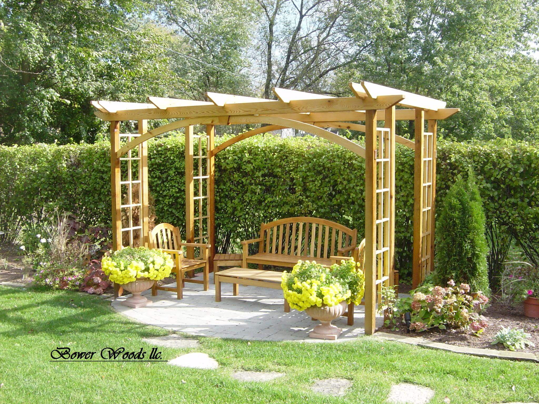 32 Best Pergola Ideas And Designs You Will Love In 2019 with regard to Backyard Arbors Ideas