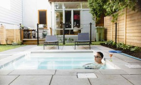 33 Small Swimming Pools With Big Style pertaining to Pool Ideas For Small Backyards
