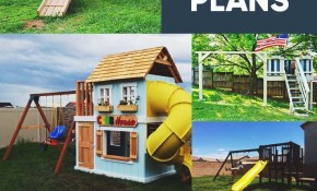 34 Free Diy Swing Set Plans For Your Kids Fun Backyard Play Area with regard to Backyard Swing Set Ideas