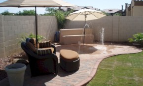 40 Beautiful Arizona Backyard Ideas On A Budget For The Home for Backyards Ideas On A Budget