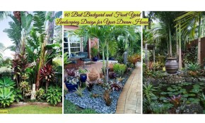 40 Best Backyard And Front Yard Landscaping Design For Your Dream within Best Backyard Landscaping