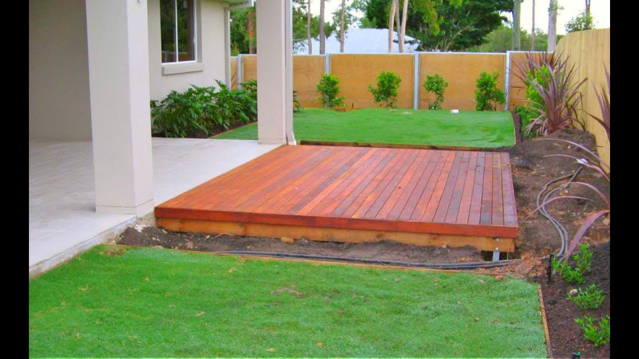 40 Wood Decking Outdoor Design Ideas 2017 Creative Deck House intended for 15 Smart Ideas How to Upgrade Backyard Wood Deck Ideas