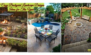 48 Cozy Backyard Landscape Designs Ideas For This Year Crunchhome for Backyard Landscape Plan
