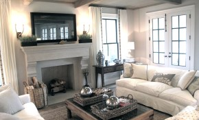54 Comfortable And Cozy Living Room Designs Page 7 Of 11 White pertaining to Complete Living Room Sets With Tv