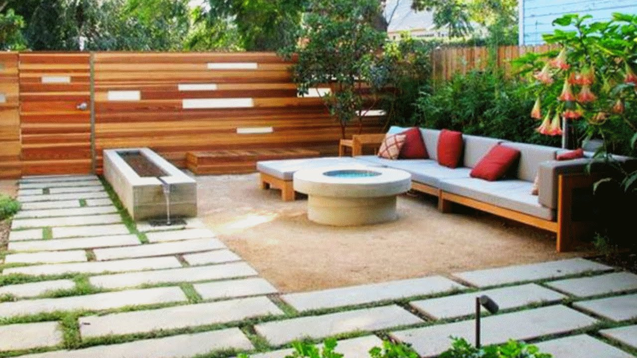 55 Front Yard And Backyard Landscaping Ideas Youtube inside 12 Some of the Coolest Initiatives of How to Makeover Backyard Landscape Ideas