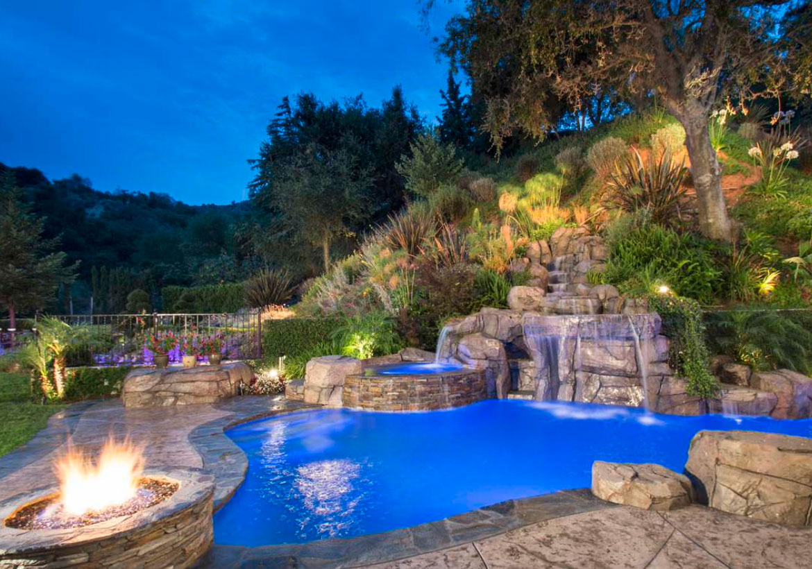 63 Invigorating Backyard Pool Ideas Pool Landscapes Designs Home with Backyard Landscaping With Pool