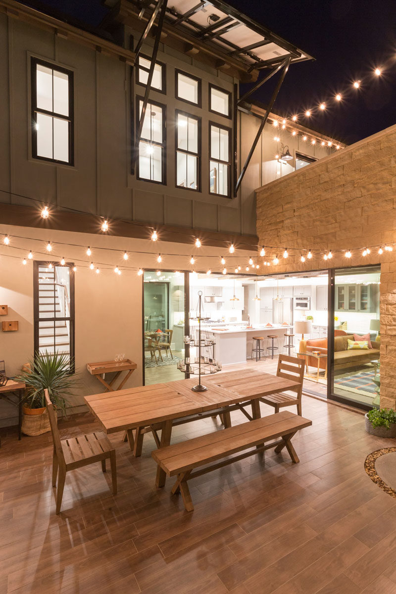 8 Outdoor Lighting Ideas To Inspire Your Spring Backyard Makeover for 14 Genius Ways How to Upgrade Backyard Lighting Ideas