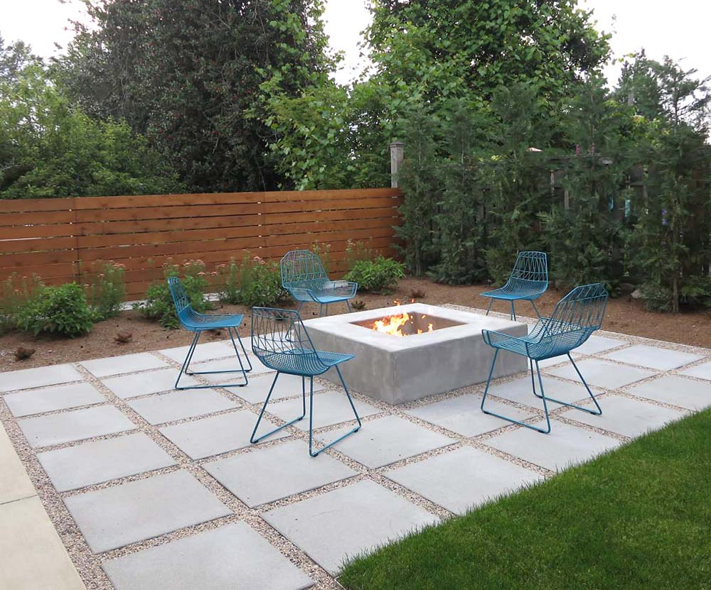 9 Diy Cool Creative Patio Flooring Ideas The Garden Glove within 11 Smart Initiatives of How to Makeover Ideas For Backyard Patios