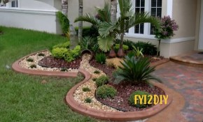 90 Front Sidewalk Landscaping Ideas Small Front Yard Landscaping regarding Front And Backyard Landscaping