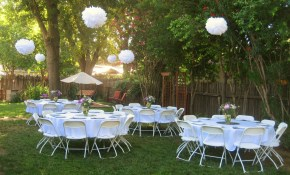 A Resting Place For Completed Projects Backyard Bridal Wedding inside 10 Awesome Concepts of How to Build Simple Backyard Wedding Ideas