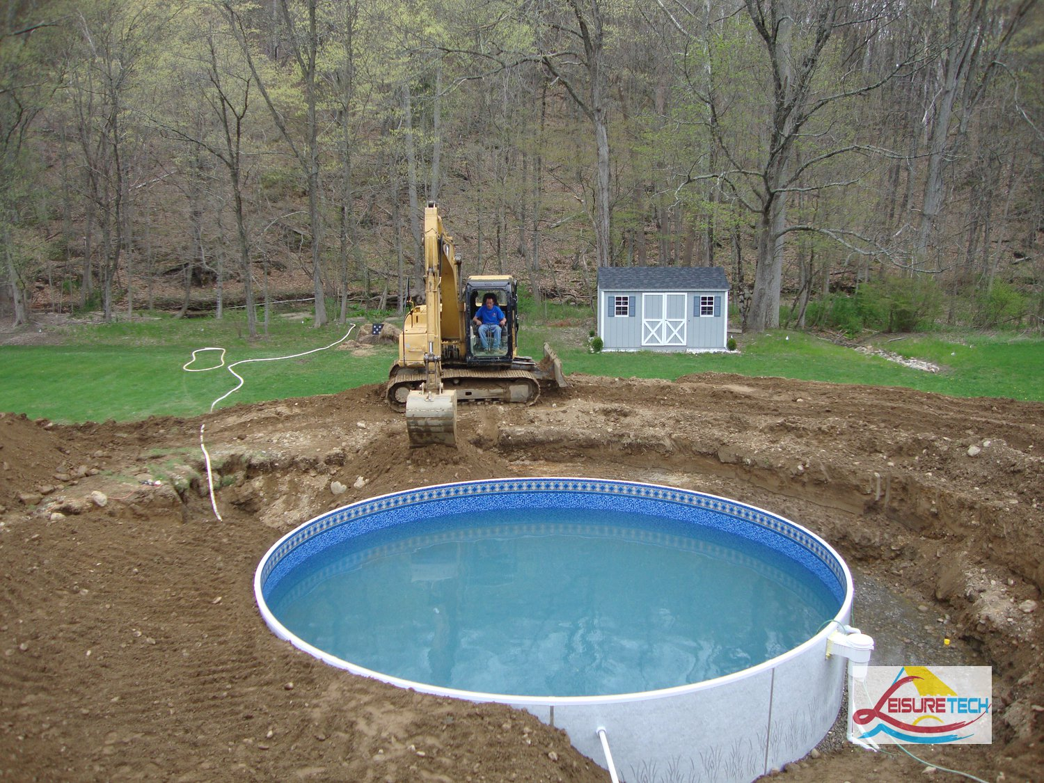 Above Ground Pool Backyard Landscaping Ideas Cool For Neilmclean with regard to 10 Awesome Tricks of How to Build Above Ground Pool Ideas Backyard