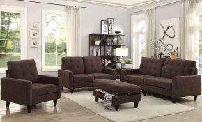 Acme Nate Chocolate Living Room Set Nate Collection 8 Reviews in 12 Awesome Concepts of How to Craft Chocolate Living Room Set