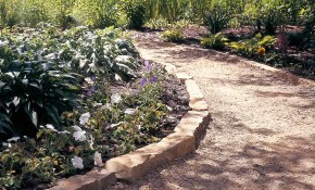 Affordable Garden Path Ideas Family Handyman The Family Handyman within Backyard Pathway Ideas
