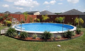 All You Need To Know About Above Ground Pool With Pictures inside 10 Awesome Tricks of How to Build Above Ground Pool Ideas Backyard