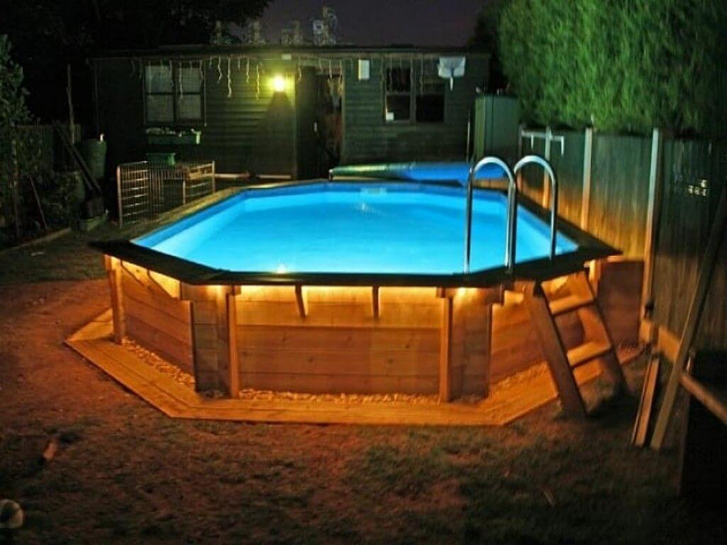 All You Need To Know About Above Ground Pool With Pictures with regard to 10 Awesome Tricks of How to Build Above Ground Pool Ideas Backyard
