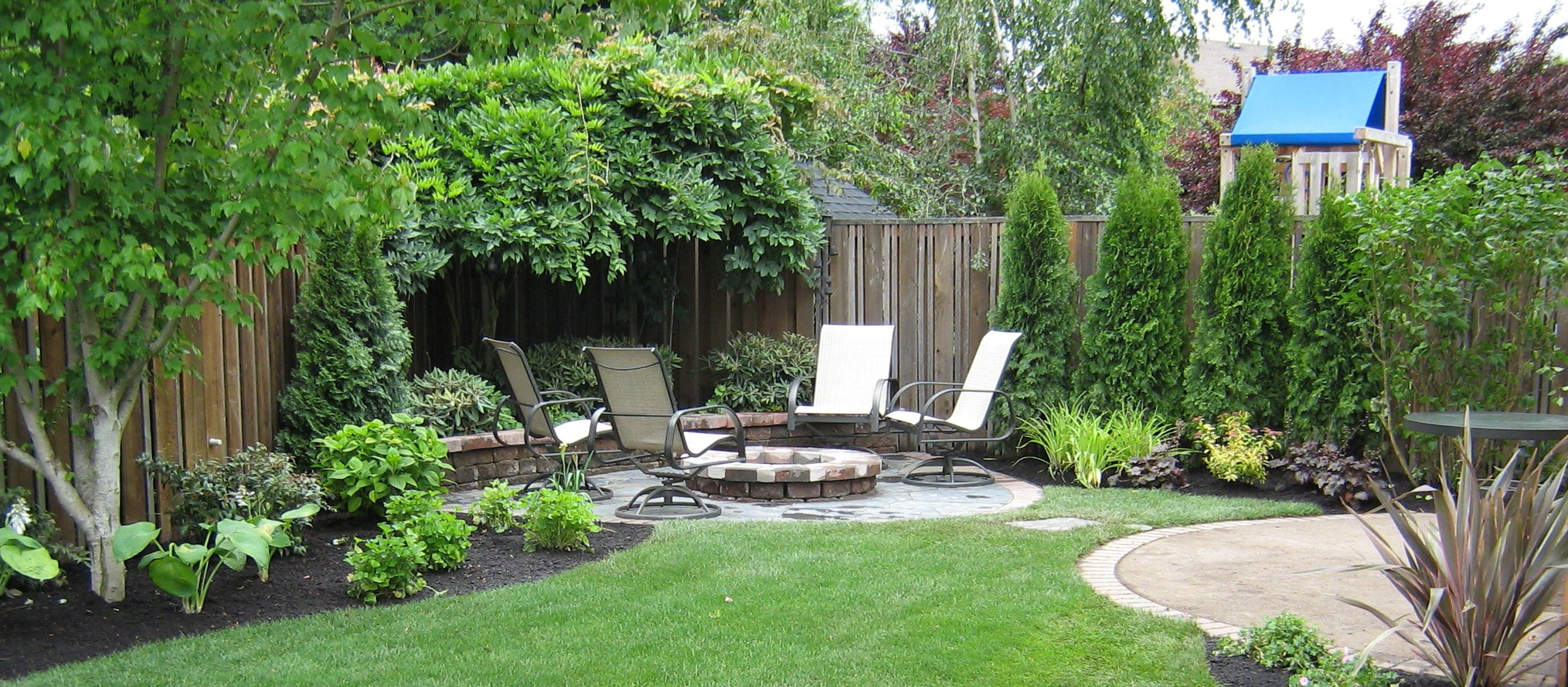 Amazing Ideas For Small Backyard Landscaping Great Affordable inside 11 Genius Designs of How to Make Backyard Landscaping