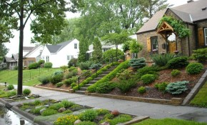 Amazing Ideas To Plan A Sloped Backyard That You Should Consider in Landscaping A Hilly Backyard